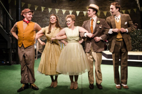 SALAD DAYS Opens Tonight at Theatre Royal Winchester