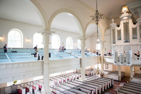 Christ Church Celebrates New Organ With In Plain Air, Marking Culmination Of International Contemporary Ensemble Residency