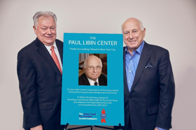 Paul Libin Retires as President of BC/EFA
