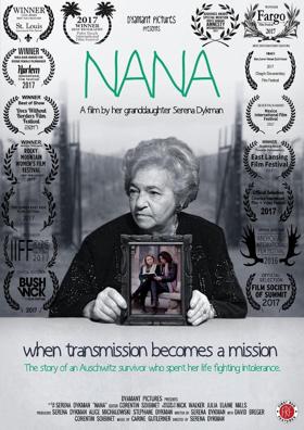 Award-Winning Doc NANA Opens 4/13 in NY