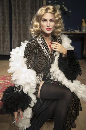 Cindy Marinangel To Star In World Premiere Of Marlene At Winterfest 2018