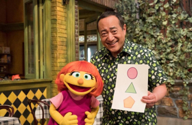 Autism At Center Of New Prime Time Tv >> Sesame Workshop Builds On Success Of Julia First Ever Autistic