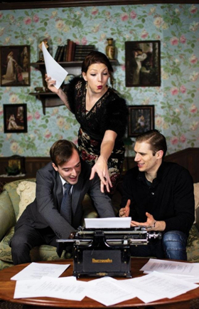 Wayne State University Presents The Louise Heck-Rabi Dramatic Playwriting One-Act Festival