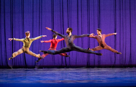 PA Ballet Concludes Season With Two Spring Programs