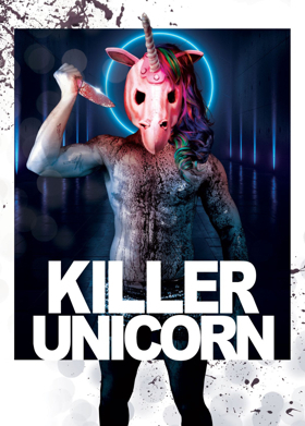 Drag Queen Horror KILLER UNICORN Screams Across U.S. Theatres This June
