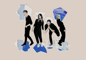 Yumi Zouma share new song CRUSH (IT'S LATE, JUST STAY),' 'EP III' out 9/28 via Cascine