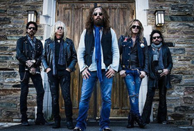 Center Stage Magazine Announces Feature Release Track By Track of BURN IT DOWN By The Dead Daisies