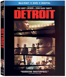 Riveting Film DETROIT Coming to Digital, Blu-ray & DVD