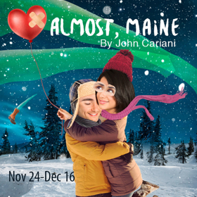 Pacific Theatre Presents John Cariani's ALMOST MAINE Next Month