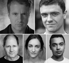 Philip Bird, Emmet Byrne, and More to Star in CELL MATES at Hampstead Theatre; Full Cast Announced