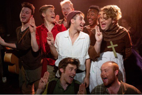 BWW Review: TWANG!! THE MUSICAL, Union Theatre