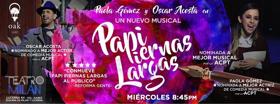 PAPI PIERNAS LARGAS México estrena su CD oficial