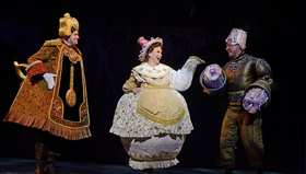 BWW Review: BEAUTY AND THE BEAST Brings Cartoons to Life at CLO