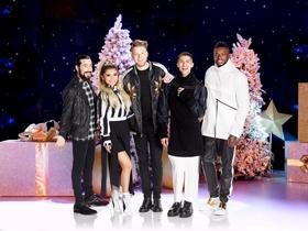 NBC Presents A VERY PENTATONIX CHRISTMAS 11/27
