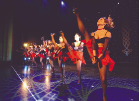 Spirit of the Dance Brings 20th Anniversary Tour to the Belgrade Theatre