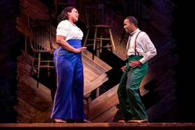 BWW Interview: J. Daughtry as Harpo in THE COLOR PURPLE on Tour