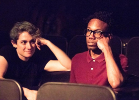 BWW Review: Wilbury Theatre Group's THE FLICK is Fun and Unexpected