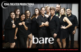 BWW Review: PJMA Theater Productions Launches Its First Show with BARE: A POP OPERA