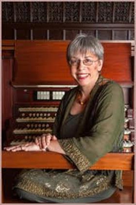 Organist Gail Archer Announces Fall 2018 Tour