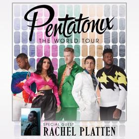 Bethel Woods Concert Announcement: Pentatonix With Special Guest Rachel Platten