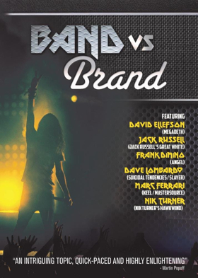 BAND VS BRAND Coming To DVD and Digital Formats On 2/12