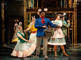 BWW Review: ANATOLE: MOUSE MAGNIFIQUE at Imagination Stage
