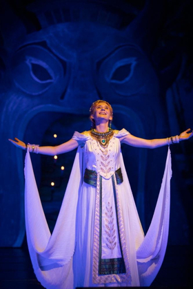 Interview: IIDA ANTOLA is CHRISTINE of THE PHANTOM OF THE OPERA at the Finnish National Opera
