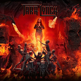 Female Metal Guitarist/Vocalist Tara Lynch to Release Debut Album EVIL ENOUGH 4/13