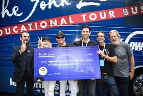 Ringo Starr Honors John Lennon Songwriting Contest Winner