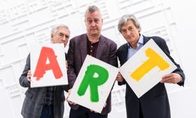 Nigel Havers, Denis Lawson And Stephen Tompkinson Launch Olivier Award-Winning Comedy ART In Birmingham