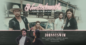 NEEDTOBREATHE To Launch FOREVER ON YOUR SIDE Tour