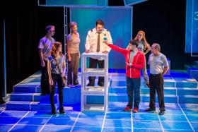 BWW Review: Zoetic Stage's THE CURIOUS INCIDENT OF THE DOG IN THE NIGHT-TIME at Adrienne Arsht Center- Brilliant!