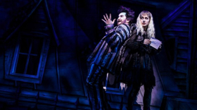 BEETLEJUICE Will Offer $33.33 Preview Tickets To First 100 Patrons in Black and White Tomorrow