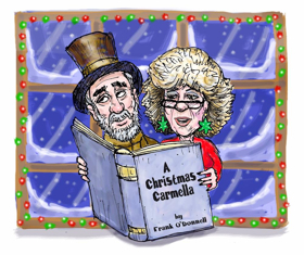 Rhode Island Stage Ensemble Presents A CHRISTMAS CARMELLA