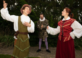 Original Productions Theatre Presents SHAKESPEARE'S BLOODY DEED