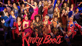 Enter to Celebrate Five Years on Broadway and Meet the Cast of KINKY BOOTS