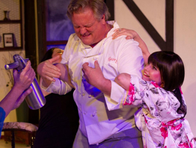 BWW Review: DON'T DRESS FOR DINNER is Quick Witted and Fast Paced in Georgetown, TX.