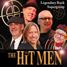 Rock Supergroup The Hit Men Return To The State Theatre This October