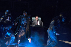 BWW Review: THE GREAT SOCIETY at Arena Stage - LBJ Comes Alive Again!