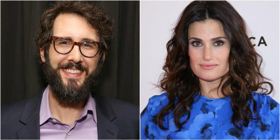 Together They're Unlimited! Josh Groban and Idina Menzel to Hit the Road in A New Tour