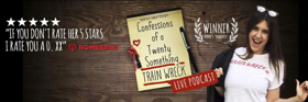 Phoebe Parsons' CONFESSIONS OF A TWENTY SOMETHING TRAIN WRECK Comes to Melbourne