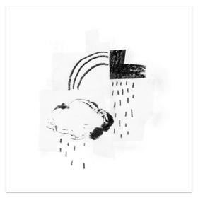 Damien Jurado's IN THE SHAPE OF A STORM Out Today On Mama Bird Recording Co.