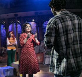 BWW Review: THE RINK, Southwark Playhouse