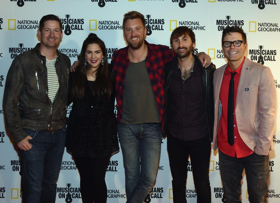 Lady Antebellum & More Help Raise Record Numbers for Musicians On Call