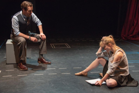 BWW Review: World Premiere BARE STAGE: A Play for the Zeitgeist