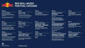 RBMF Chicago Announces Line-Up