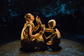 BWW Review: Phantom Limb Company's FALLING OUT at Kennedy Center
