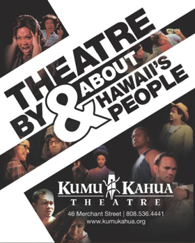 Learn Inspired Acting at Kumu Kahua Theatre in New Workshop