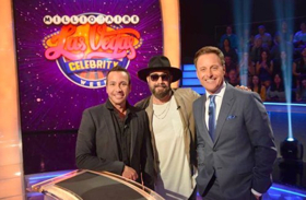 WHO WANTS TO BE A MILLIONAIRE Presents 'Celebrity Week: Las Vegas'