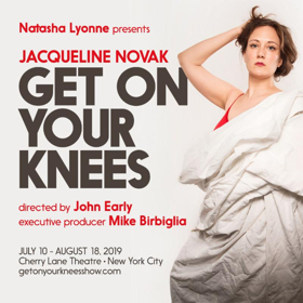 Jacqueline Novak's GET ON YOUR KNEES to Debut At The Cherry Lane Theatre